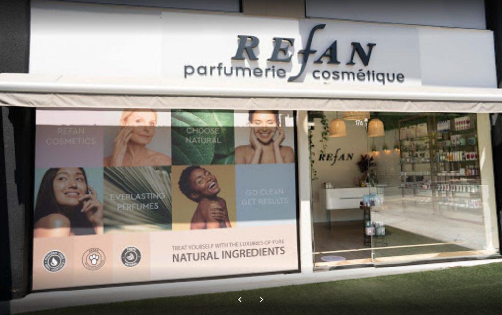 Refan Perfumes Nicosia -