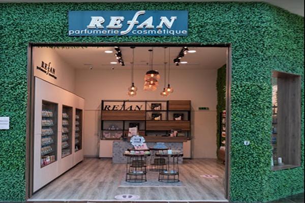 Refan Cyprus Store Locations -