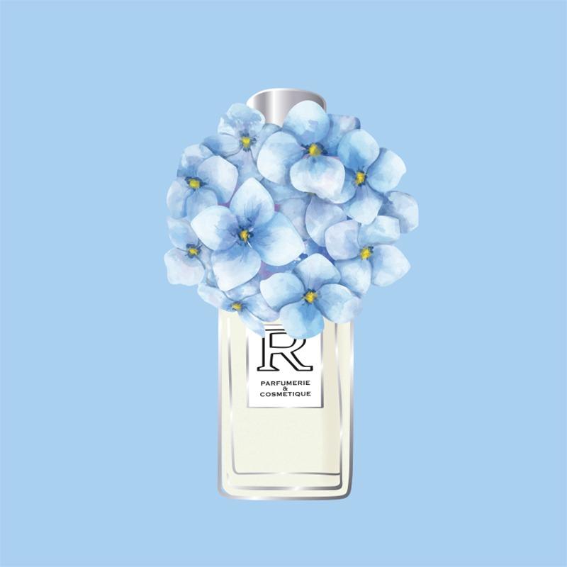 189 - Inspired by Light Blue -