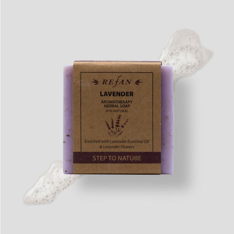 Lavender - Herbal Soap -