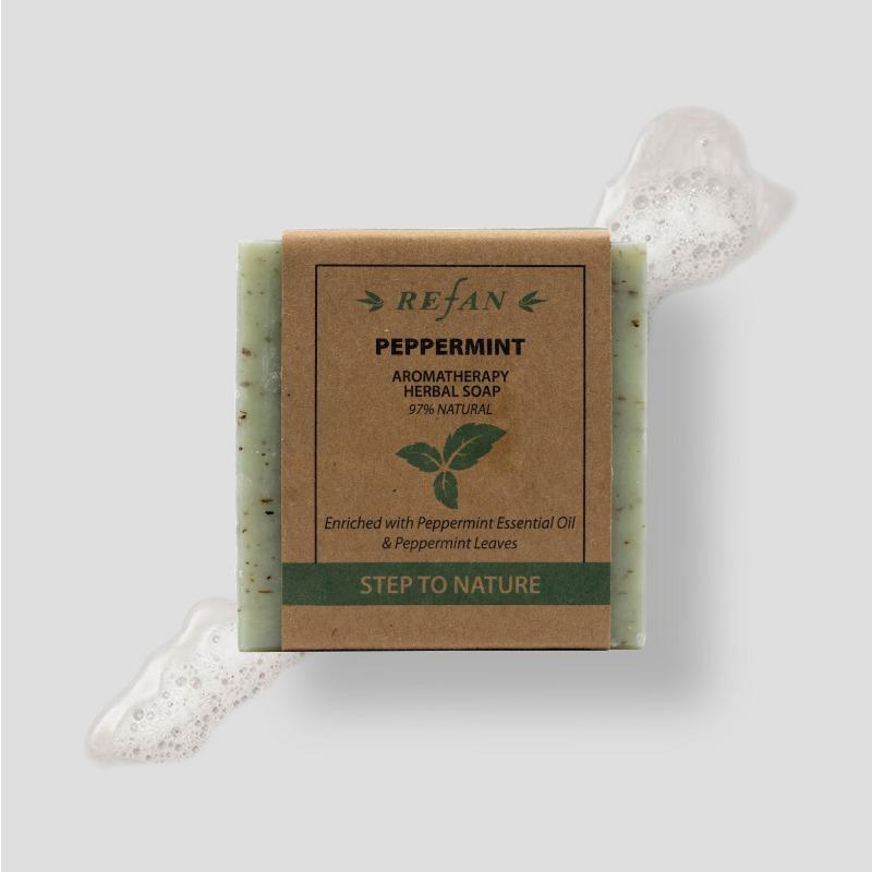 Peppermint - Herbal Soap -
