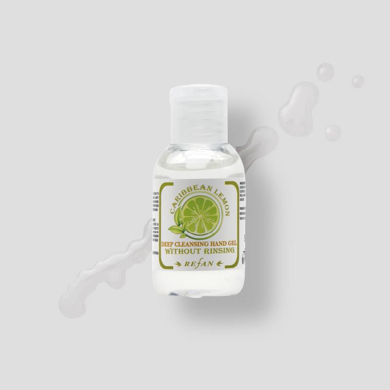 Caribbean Lemon Deep Cleansing Hand Gel -