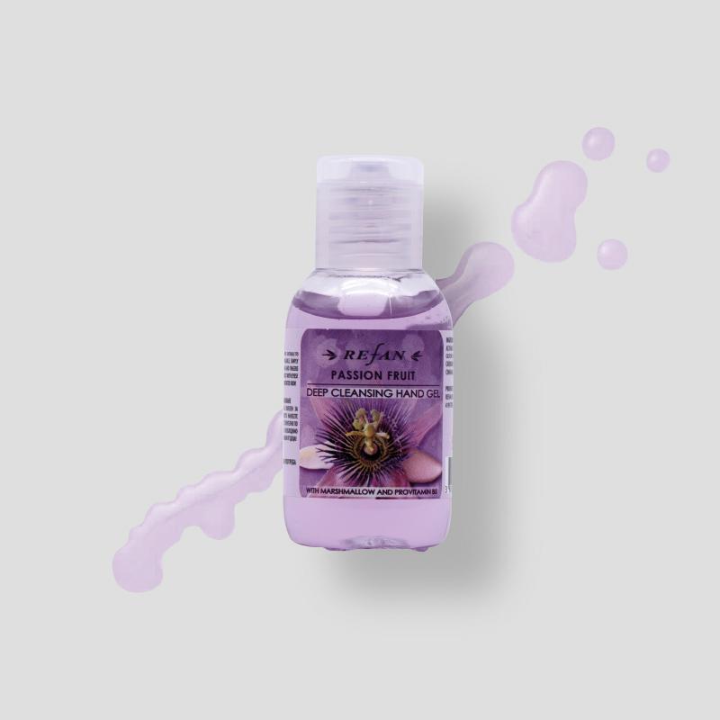 Passion Fruit Deep Cleansing Hand Gel -