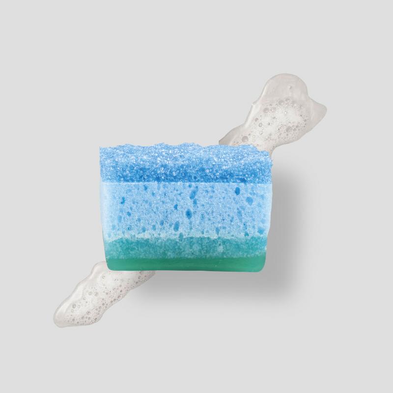 Sea Waves - Peeling Soap Sponge -
