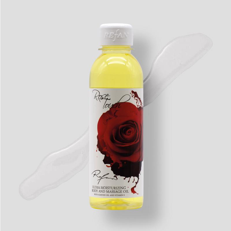 Soft Rose -  Ultra Moisturizing Body & Masssage oil -