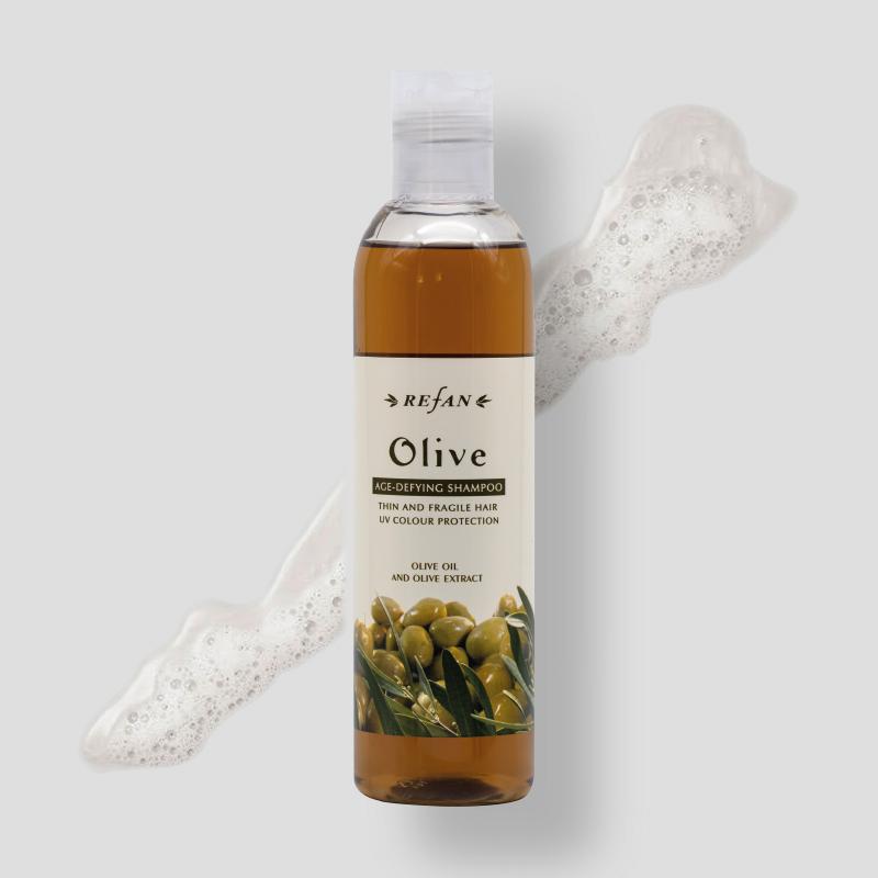Olive Age-Defying Shampoo -