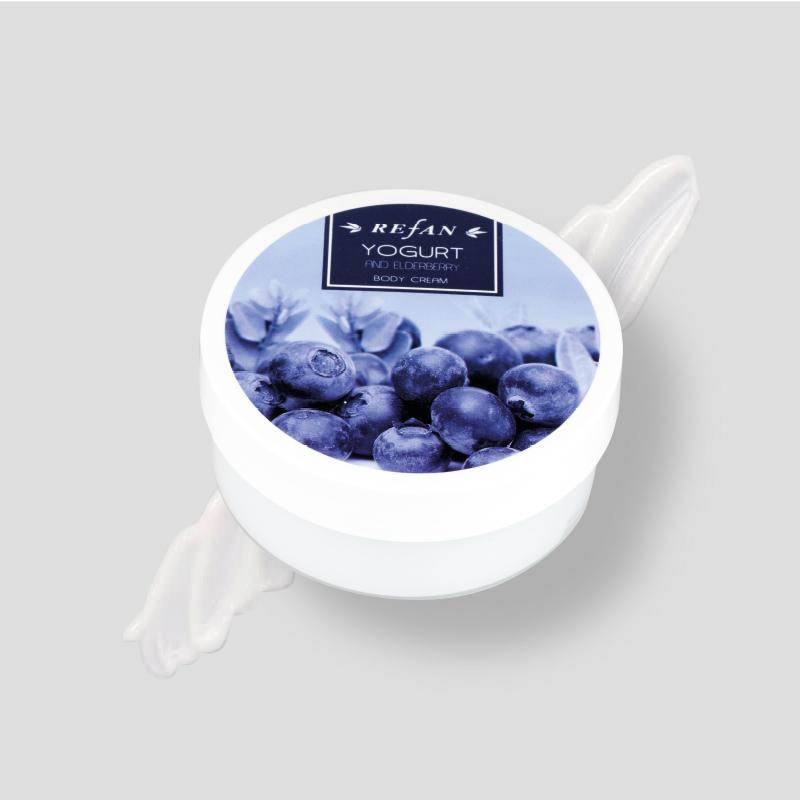 Yogurt & Elderberry - Body Cream -