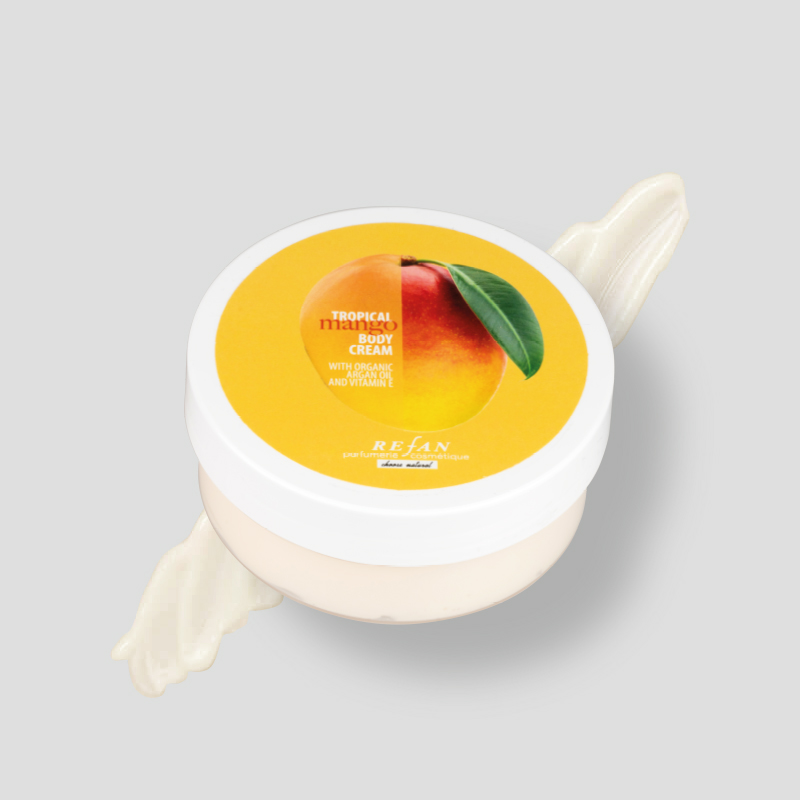 Tropical Mango - Body Cream -