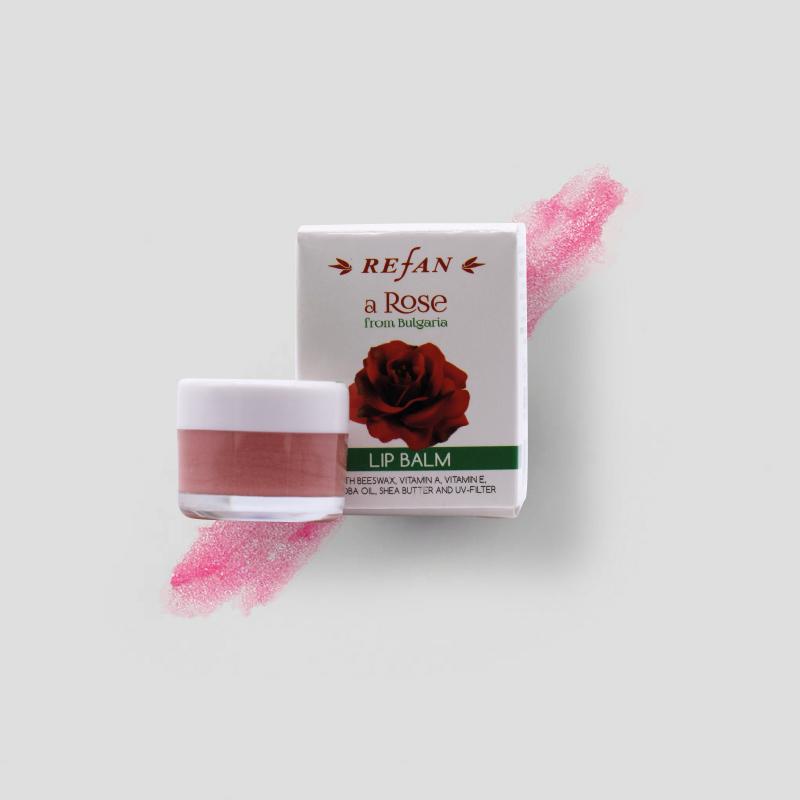 Lip Balm  Rose From Bulgaria -