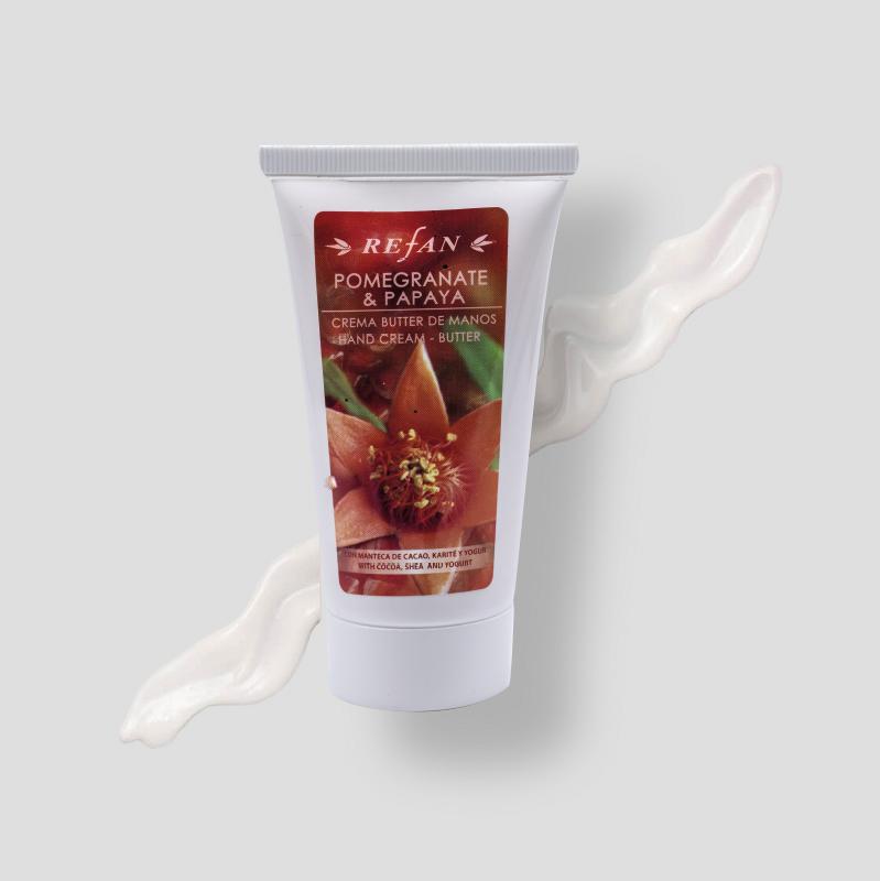 Pomegranate Papaya - Hand Cream Butter -