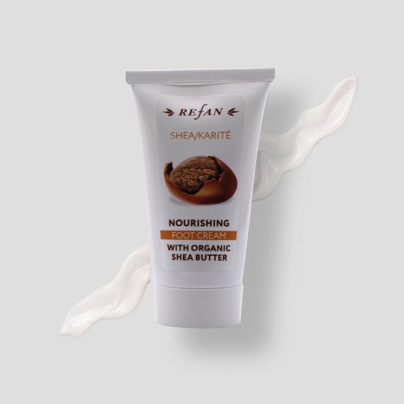 Shea/Karite - Foot Cream -