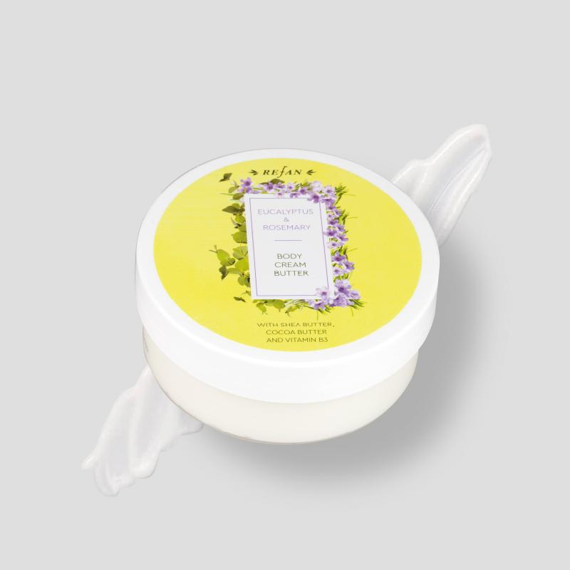 Eucaliptus & Rosemary - Body Cream -